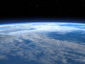 CGで作った地球