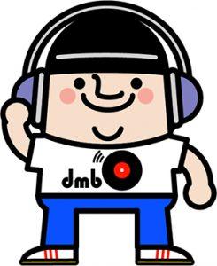 曲をかけるDJ