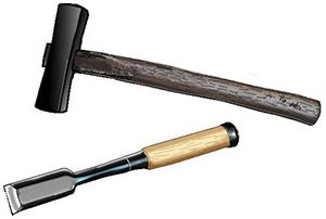 宮大工の道具
