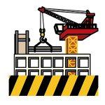 揚貨装置運転士とは?揚貨装置運転士の仕事