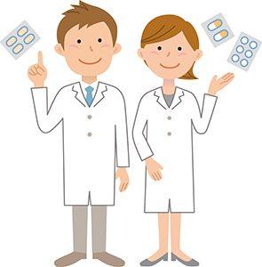 薬剤師二人