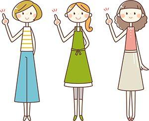 洋服のパターン