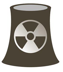原子炉マーク