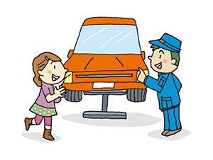自動車整備スタッフ
