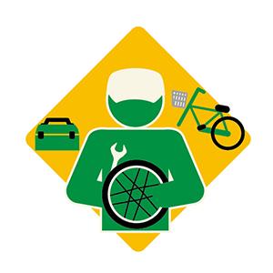 自転車技師