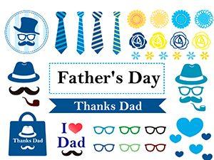 父の日広告
