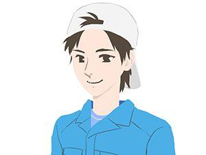 若い整備士